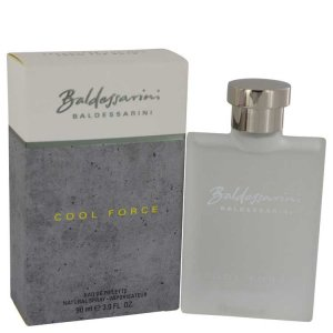 Baldessarini Cool Force Eau De Toilette Spray 3 oz / 88.72 m...