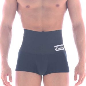 MIIW Shaper Hip Trunk Underwear Black 3022-80