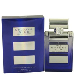Armaf Shades Blue Eau De Toilette Spray 3.4 oz / 100.55 mL M...