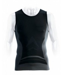 Falke ESS Athletic Singlet Muscle Top T Shirt Black 36167