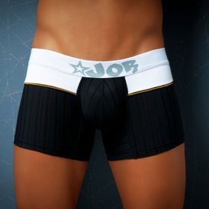 Jor LIGHT Long Boxer Underwear Black