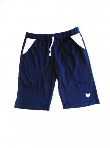 Bullywear 2Skin Shorts Navy LNGSH51
