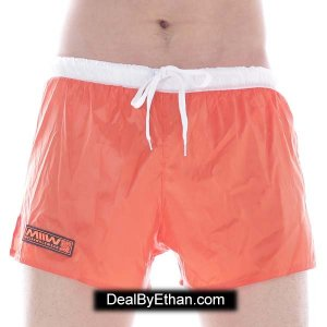MIIW Iron Sports Shorts Orange 4703-24