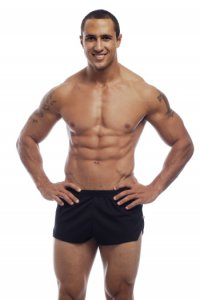 Go Softwear American Jock Ultra Running Shorts Black 8316