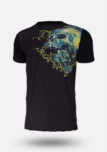 Geronimo Short Sleeved T Shirt 1853T3-2