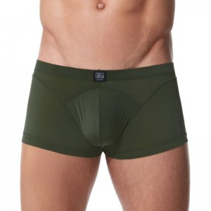 Gregg Homme WONDER Boxer Brief Underwear Khaki 96105