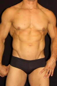 Arroyman Brazilian Sunga Square Cut Trunk Swimwear Black SG0...