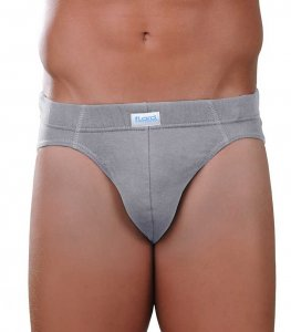 Lord Cotton Brief Underwear Grey 334