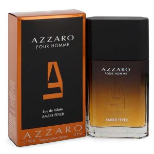Azzaro Amber Fever Eau De Toilette Spray 3.4 oz / 100.55 mL ...