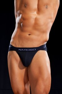 Narciso Slip Brief Underwear VALDO 015 BLACK