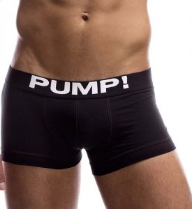 Pump! Classic Boxer Brief Underwear Black 11000