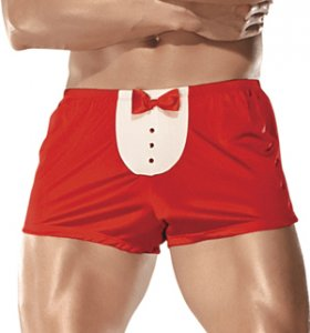 Male Power Novelty Tuxedo Boxer Underwear 714-NOVELTY