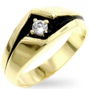 J Goodin Men's Ring R07181G-C69