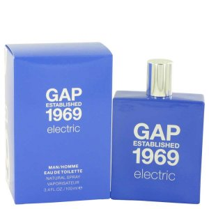 Gap 1969 Electric Eau De Toilette Spray 3.4 oz / 100.55 mL M...