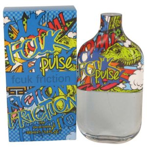 French Connection Fcuk Friction Pulse Eau De Toilette Spray ...