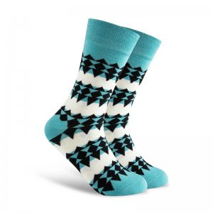 Curious Beaver Diamond Socks CBM