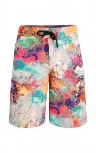 Litex Printed Boardshorts Beachwear 88582