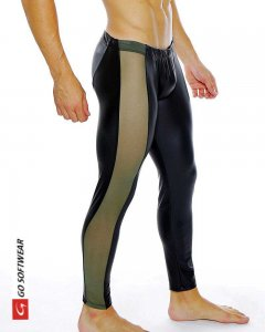 Go Softwear Hard Core Maverick Meggings Pants Black/Olive 4193