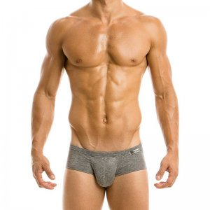 Modus Vivendi Mohair Boxer Brief Underwear Grey 03721