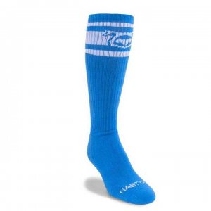 Nasty Pig Hook'd Up Socks Blue