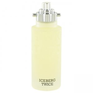 Iceberg Twice Eau De Toilette Spray (Tester) 4.2 oz / 124 mL...