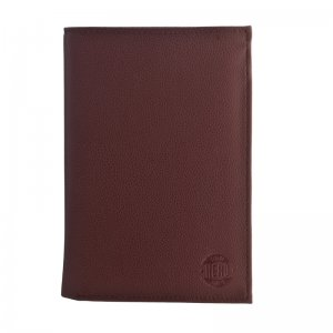 Hero Passport Holder Polk Series 630brn Better Than Leather