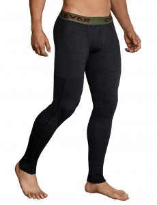 Clever Gordiano Athletic Pants Black 0314