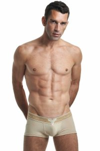 L'Homme Invisible Sensitive V Boxer Brief Underwear Nude Skin MY19-SEN-S00