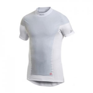 Craft Active Extreme Wind Stopper Short Sleeved T Shirt White 193892