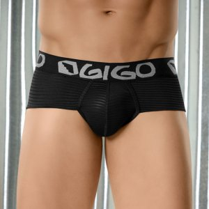 Gigo KABALA Brief Underwear Black