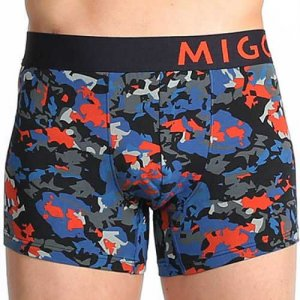 MIGO Vanough Boxer Brief Underwear Navy