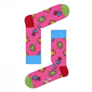 Happy Socks Keith Haring Dancing Socks KEH01-3000-650