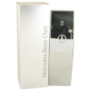 Mercedes Benz Club Eau De Toilette Spray 3.4 oz / 100.55 mL ...