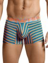 Hawai Stripe Boxer Brief Underwear Orange 41621