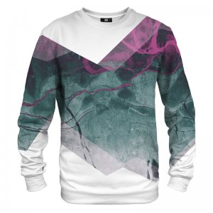Mr. Gugu & Miss Go Violet Marble Unisex Sweater S-PC726