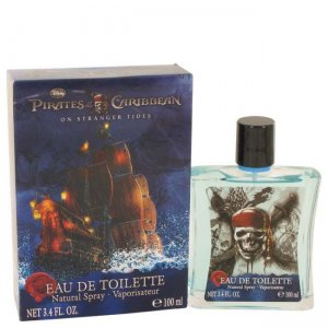 Air Val Pirates Of The Caribbean On Stranger Tides Eau De Toilette Spray 3.4 oz / 100 mL Fragrances 497446