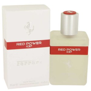Ferrari Red Power Ice 3 Eau De Toilette Spray 2.5 oz / 73.93...