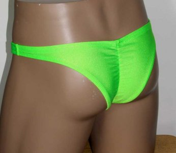 Buffedbod Custom Scrunchie Butt Bikini Swimwear SWB063 [Pick Colour]