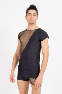 Lookme Blend Short Sleeved T Shirt Black 48-81