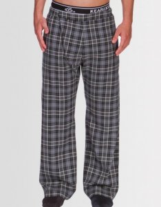 Kear&Ku Checked Lounge Pants