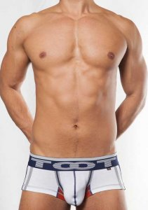 Toot Wide Logo Trunk Underwear White NB544329