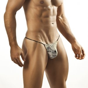 Joe Snyder G String 02 Journal Underwear & Swimwear