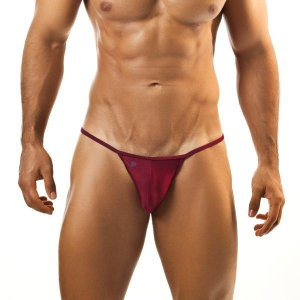 Joe Snyder Kini 12 Wine Underwear & Swimwear
