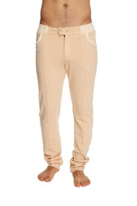 4-rth Tactical Dress Yoga Pants Sand Beige