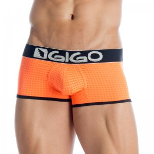 Gigo ESFERIC ORANGE Short Boxer Underwear G02108