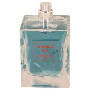 Iceberg Burning Ice Eau De Toilette Spray (Tester) 3.3 oz / ...