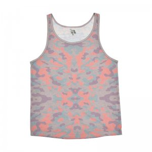 Gaytanks Camo Tank Top T Shirt Berry