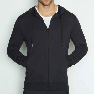 C-IN2 Grip BI-1 Athletic Hoodie Long Sleeved Sweater Black 5...