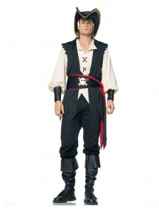 Leg Avenue Captain Jones Costume 83290