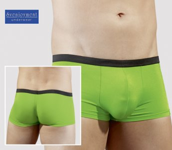 Clearance Svenjoyment Swell Contrast Boxer Brief Underwear Neon Green 2130017-4700